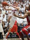 UNLV vs. Arizona men's college basketball