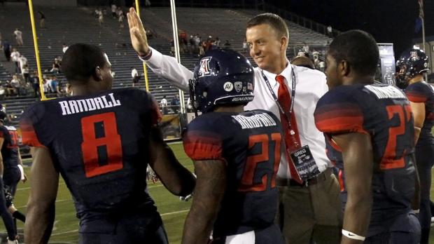 Arizona's Greg Byrne to be named new athletic director at Alabama