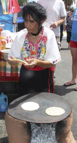 Un fin de semana con folk y tortillas