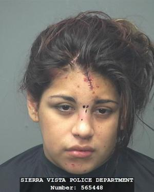 Woman, 21, arrested in Sierra Vista homicide