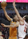 Suns 97, Bulls 81 Phoenix ends road skid, notches win No. 2,000