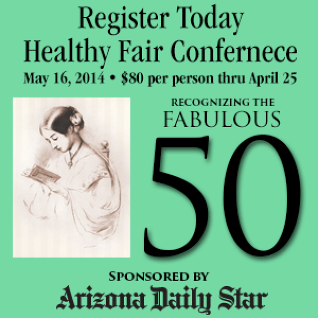 Register Today - Healthy Fair & Conference