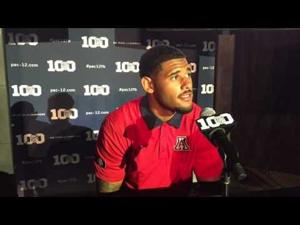 Pac-12 media day spotlight: Arizona's David Richards