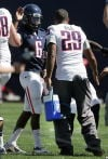 UA football: Rehabbing Hill an unwilling member of the Wildcats' torn-ACL club