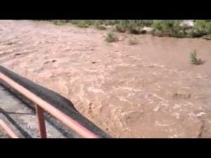 Video: Surf's up on Pantano Wash