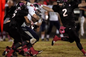 Ironwood Ridge scores 29 unanswered points to remain undefeated