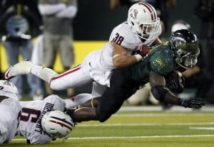 Arizona football: Tra-la-la, he's a hit as hybrid