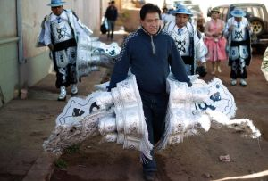 Bolivia: Miles de bailarines tras Récord Guinness