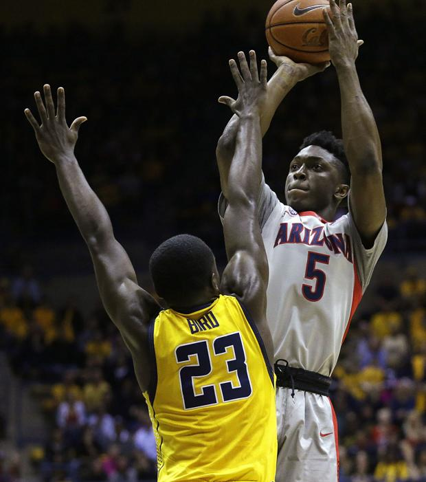 Arizona Wildcats move up to No. 6 in Top 25 polls