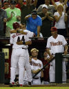 D-backs 4, Orioles 3, 11 innings Goldy's 2 homers tie in 9th, win in 11th