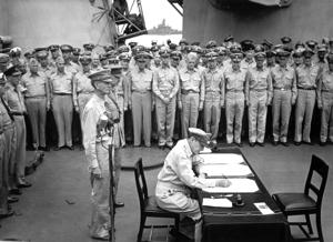 Today In History, Sept. 2: Japanese Formal WWII Surrender