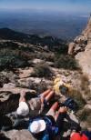 Tucson's mountains