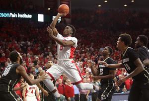 Arizona's 2014-15 basketball season, so far