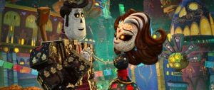 "Palomeando: Día de Muertos light en ""The Book of Life"""