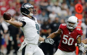 Ex-Cat Foles putting up record numbers