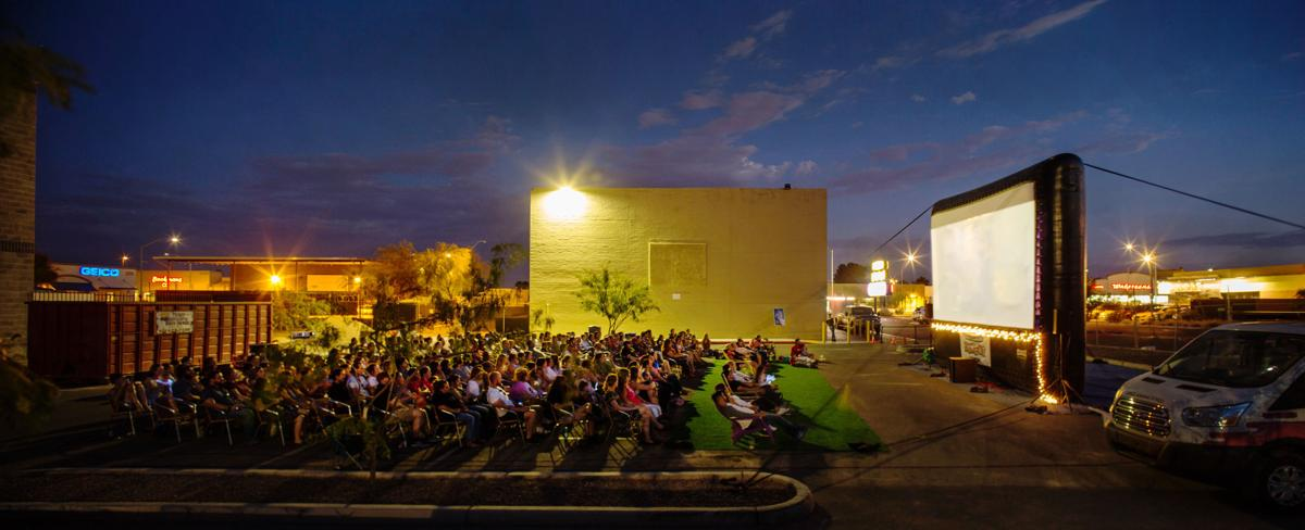 Movie theatre tucson