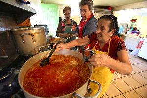 Mujeres de Nogales en busca de una sociedad más justa