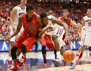 Photos: Arizona 65, Utah 56