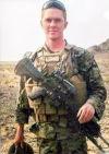 Marine Lance Cpl. Matthew Determan