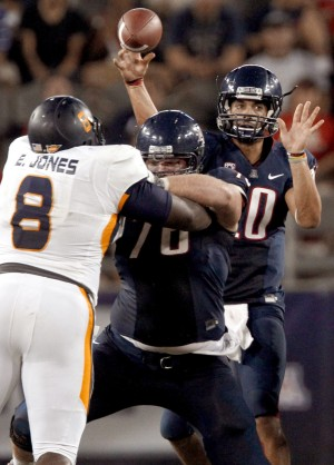 Arizona Wildcats football: Tutogi and Quinn accept invites to NFLPA Bowl