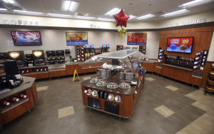 New truck stop greets Labor Day motorists