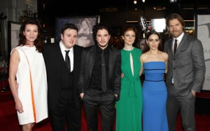 'Game of Thrones' cast members