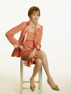 Review (and photos): Carol Burnett takes Tucson down memory lane