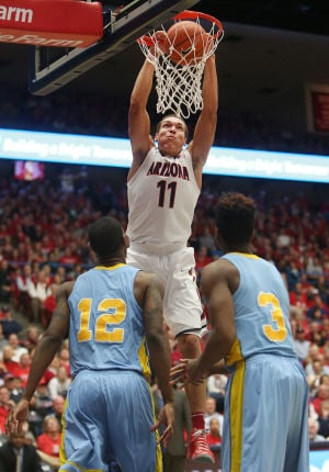 Photos: Wildcats in the NBA draft