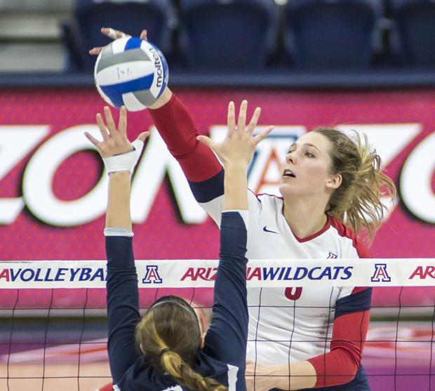 Photos: UA's smartest athletes Fall 2014
