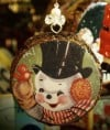 Ornaments laden with love's labor