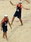 Olympic volleyball highlights, July 30