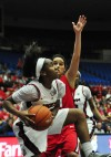 Women's Basketball: Arizona 62, UNLV 58: Cold stretch can't keep Cats from win