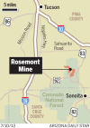 Rosemont Mine's groundwater permit upheld in latest challenge