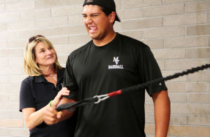 Longtime athletic trainer in AZATA hall of fame