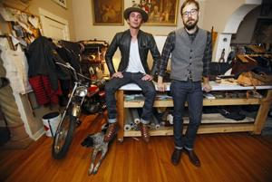 Homegrown talent plans to grow clothing business here