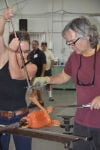 Tucson Glass Festival will show case 12 top glass artists, will determine the city's glass-art master