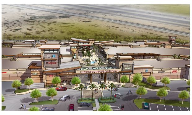 Dueling Outlet Centers Planned For Northwest Tucson