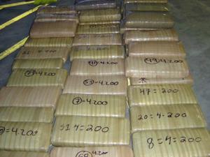 Nogales port officers seize ton of pot