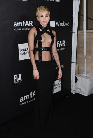 Photos: Did Miley, Rihanna have raciest outfits at gala?