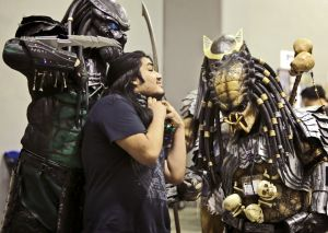 Photos: Sci-fi conventions descend upon Tucson