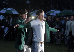 The Masters: Scott wins, gives Aussies first title