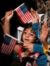 Children from 6 countries become US citizens