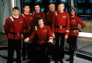 "Photos: ""Star Trek"" over the years"