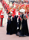 Britain Royal Garter Ceremony