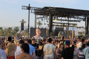 Coachella's star-studded lineup; festival wraps up today