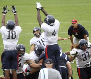 Arizona football: John Bonano's big rebound