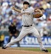 MLB All-Star Game: The 'Giants show'
