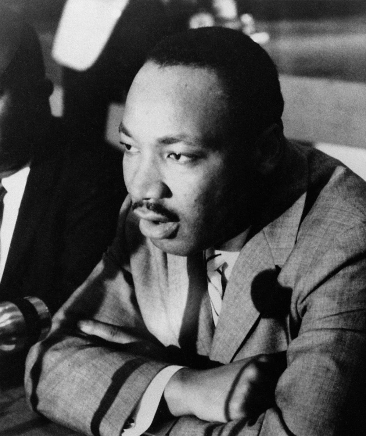 Street Smarts: MLK Jr. Raised His Voice To The Rafters In
