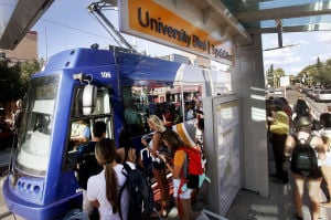 Shuttle riders will need to find new game-day options