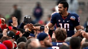 Arizona Wildcats football: Scott, Buckner will play in Shrine Game
